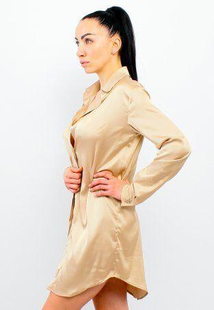 GHAZEL: Шелковое Платье Короткое 17111-72 - фото 2