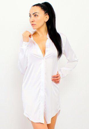 GHAZEL: Шелковое Платье Короткое 17111-72 - фото 4