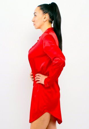 GHAZEL: Шелковое Платье Короткое 17111-72 - фото 8