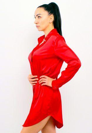 GHAZEL: Шелковое Платье Короткое 17111-72 - фото 9