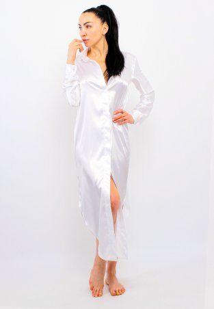 GHAZEL: Шелковое Платье Длинное 17111-73 - фото 1