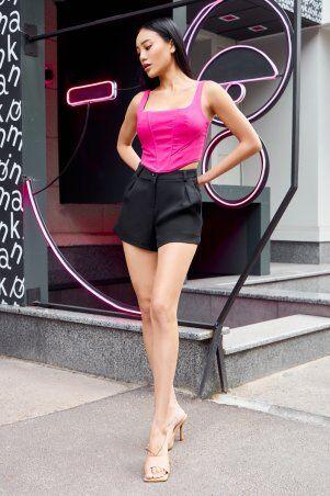 It Elle: Летние шорты черного цвета 4222 - фото 1