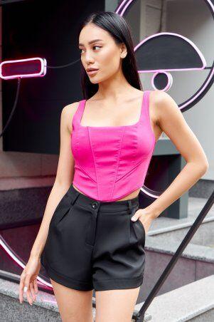 It Elle: Летние шорты черного цвета 4222 - фото 3