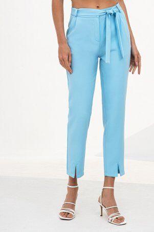 It Elle: Голубые зауженные брюки Ребекка 4221 - фото 1