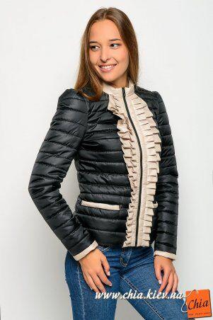 МОДА ОПТ: Куртка Рюша1 - фото 2
