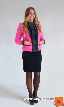 МОДА ОПТ: Куртка Рюша - фото 1