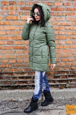 МОДА ОПТ: Зимняя куртка Парка18 - фото 1
