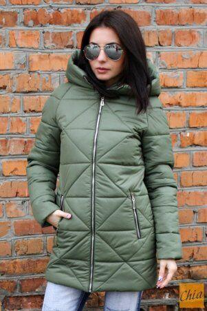 МОДА ОПТ: Зимняя куртка Парка18 - фото 2