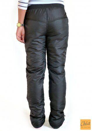 МОДА ОПТ: Зимние штаны 1312 - фото 2