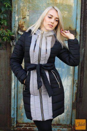 МОДА ОПТ: Зимняя куртка Алена - фото 11
