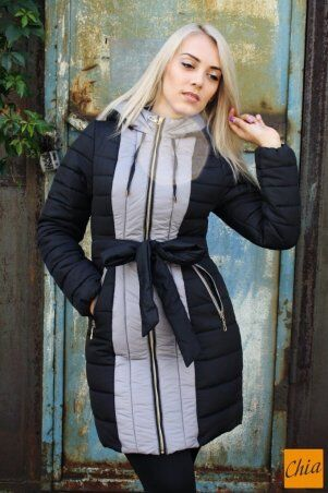 МОДА ОПТ: Зимняя куртка Алена - фото 21