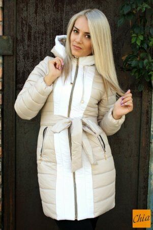 МОДА ОПТ: Зимняя куртка Алена - фото 23