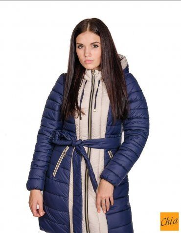 МОДА ОПТ: Зимняя куртка Алена - фото 32