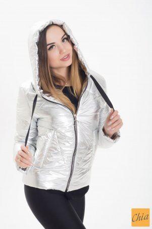 МОДА ОПТ: Куртка женская демисезонная-1 191 - фото 7