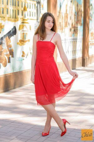 МОДА ОПТ: Коктейльное платье 19 - фото 12