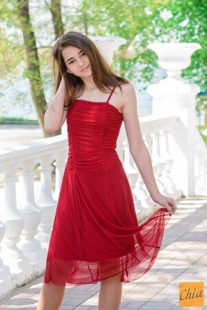 МОДА ОПТ: Коктейльное платье 19 - фото 14