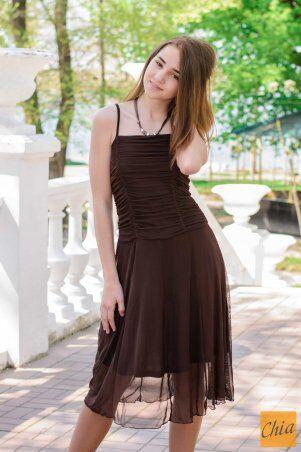 МОДА ОПТ: Коктейльное платье 19 - фото 17