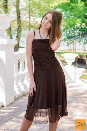 МОДА ОПТ: Коктейльное платье 19 - фото 26