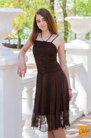 МОДА ОПТ: Коктейльное платье 19 - фото 7