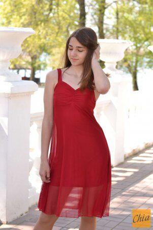 МОДА ОПТ: Коктейльное платье 20 - фото 4