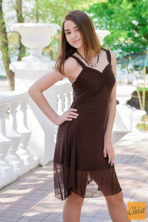МОДА ОПТ: Коктейльное платье 20 - фото 6