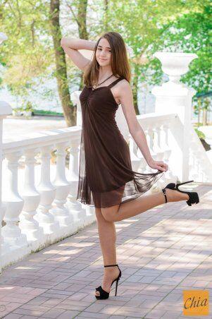 МОДА ОПТ: Коктейльное платье 20 - фото 7