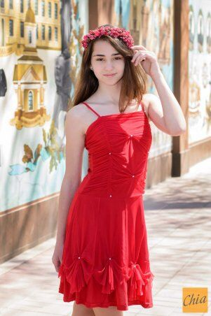 МОДА ОПТ: Коктейльное платье 21 - фото 10