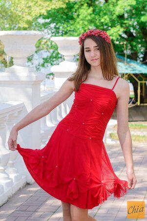МОДА ОПТ: Коктейльное платье 21 - фото 2