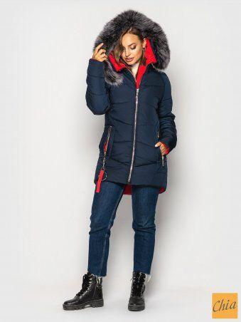 МОДА ОПТ: Куртка женская зимняя 318 - фото 12