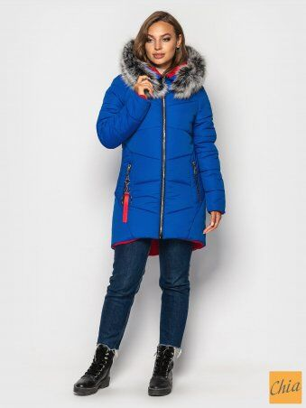 МОДА ОПТ: Куртка женская зимняя 318 - фото 26