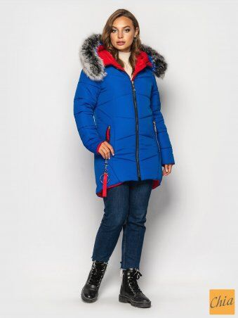 МОДА ОПТ: Куртка женская зимняя 318 - фото 9