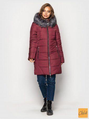 МОДА ОПТ: Куртка женская зимняя 77 - фото 18