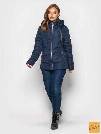 МОДА ОПТ: Куртка женская демисезонная 563 - фото 12