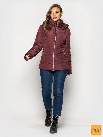 МОДА ОПТ: Куртка женская демисезонная 563 - фото 16
