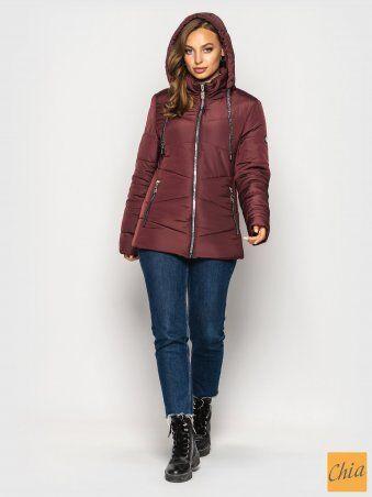 МОДА ОПТ: Куртка женская демисезонная 563 - фото 19