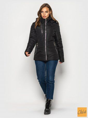 МОДА ОПТ: Куртка женская демисезонная 563 - фото 8