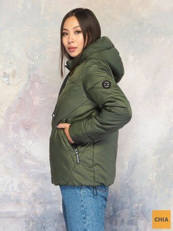МОДА ОПТ: Куртка женская демисезонная 65 - фото 32