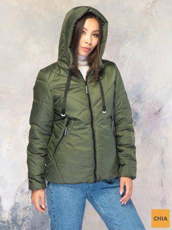 МОДА ОПТ: Куртка женская демисезонная 65 - фото 7