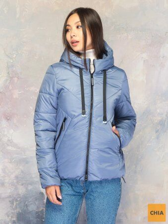 МОДА ОПТ: Куртка женская демисезонная 65 - фото 16