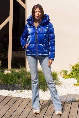 Glem: Куртка 287 46-королевский синий p73717 - фото 1