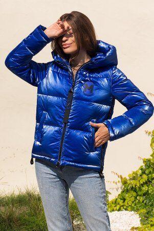 Glem: Куртка 287 46-королевский синий p73717 - фото 3
