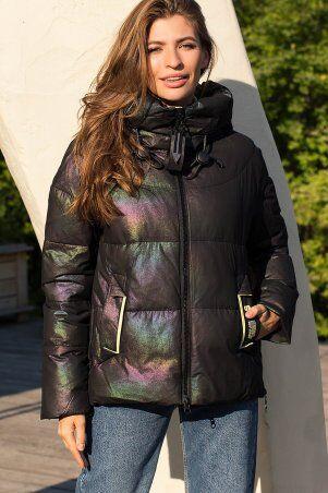 Glem: Куртка 398 01-черный p73849 - фото 1