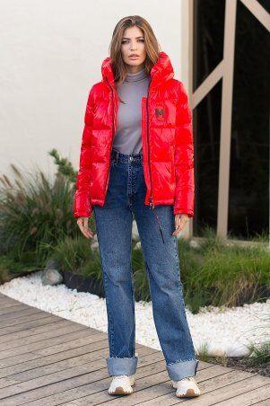 Glem: Куртка 287 14-красный p73718 - фото 1