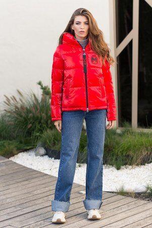 Glem: Куртка 287 14-красный p73718 - фото 2