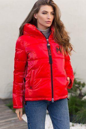 Glem: Куртка 287 14-красный p73718 - фото 3