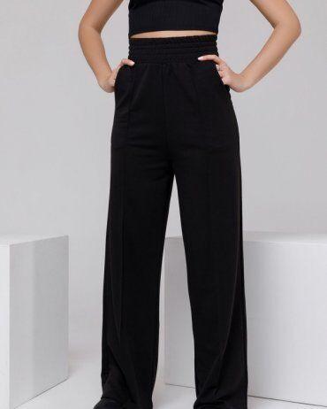 ISSA PLUS: Спортивные штаны 12312A_черный - фото 1