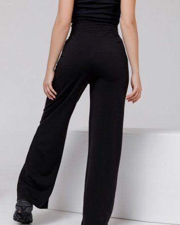 ISSA PLUS: Спортивные штаны 12312A_черный - фото 3