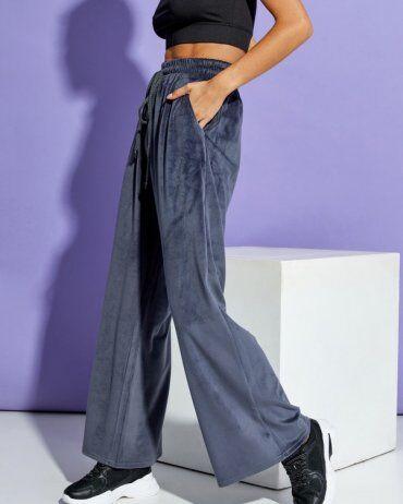 ISSA PLUS: Спортивные штаны 12915_серый - фото 2