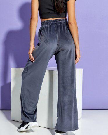 ISSA PLUS: Спортивные штаны 12915_серый - фото 3