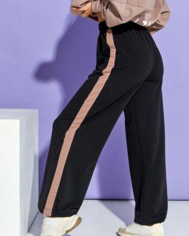 ISSA PLUS: Спортивные штаны 12910_черный - фото 2